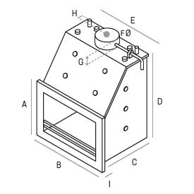 alpha burner de grăsime termică